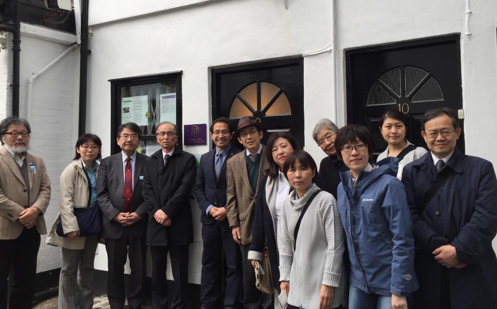 2016-04-29 (Penrose Care) Japan Visit 01