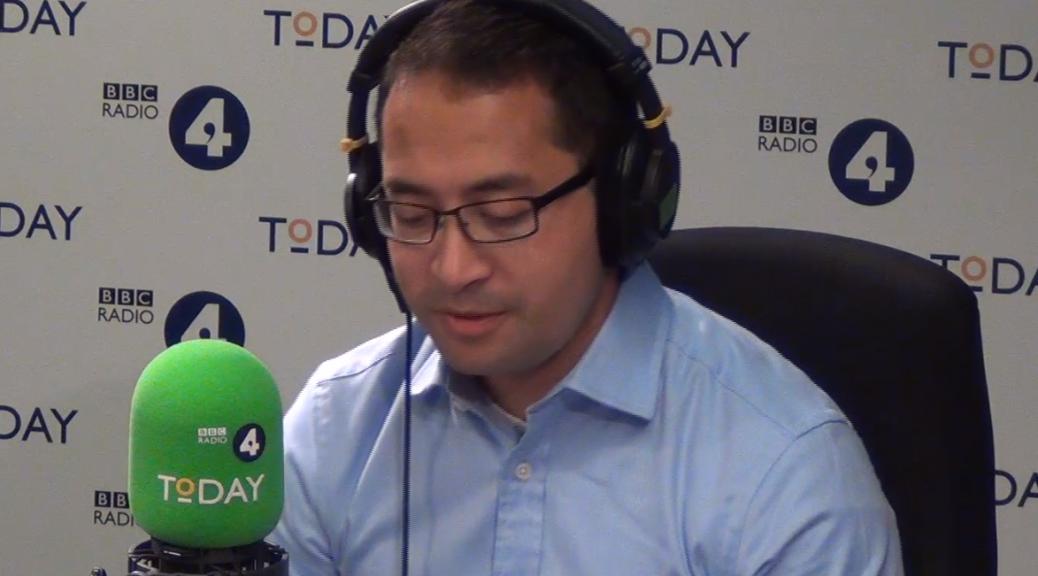 2016-09-21 (BBC Radio 4 Today) Robert Stephenson-Padron Penrose Care