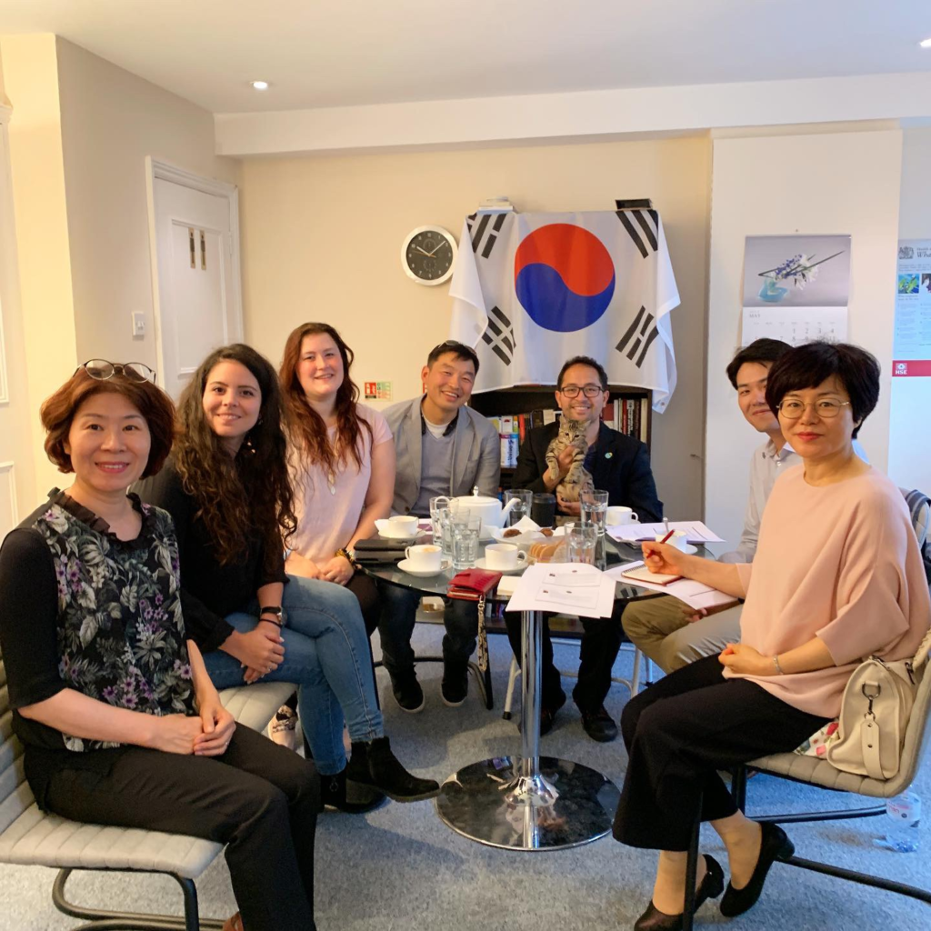 2019-06-06 (Penrose Care) Korea visit photo PR 03