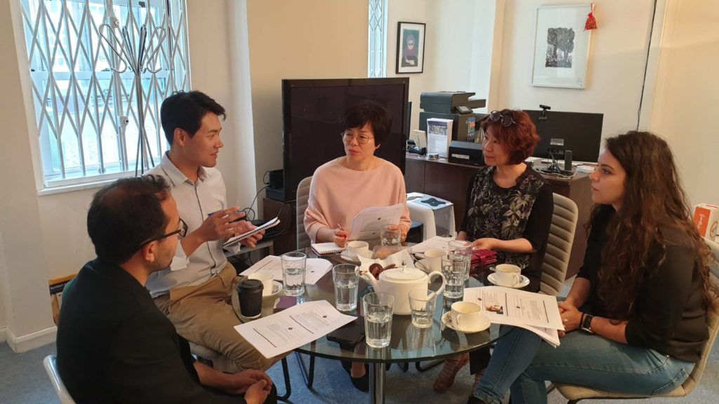 2019-06-06 (Penrose Care) Korea visit photo PR 04