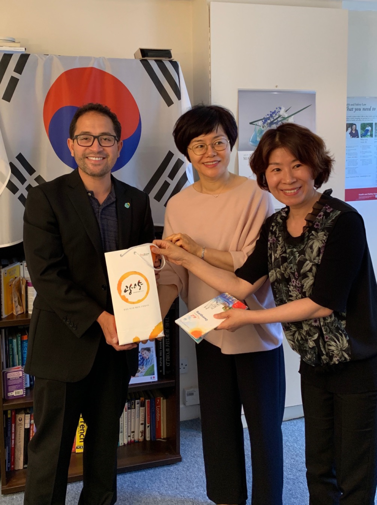 2019-06-06 (Penrose Care) Korea visit photo PR 06