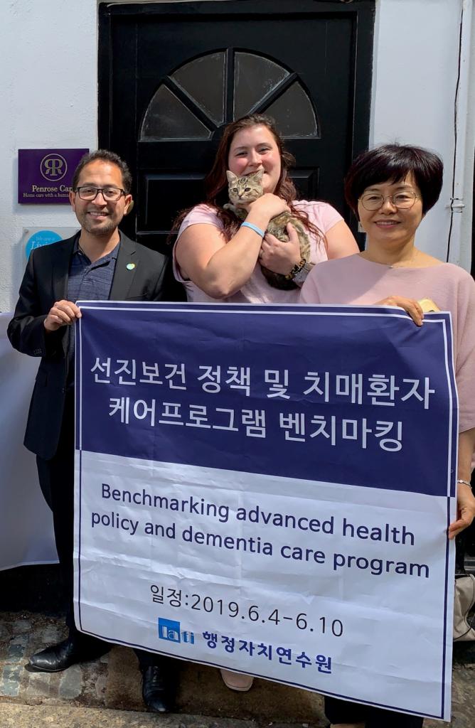 2019-06-06 (Penrose Care) Korea visit photo PR 07