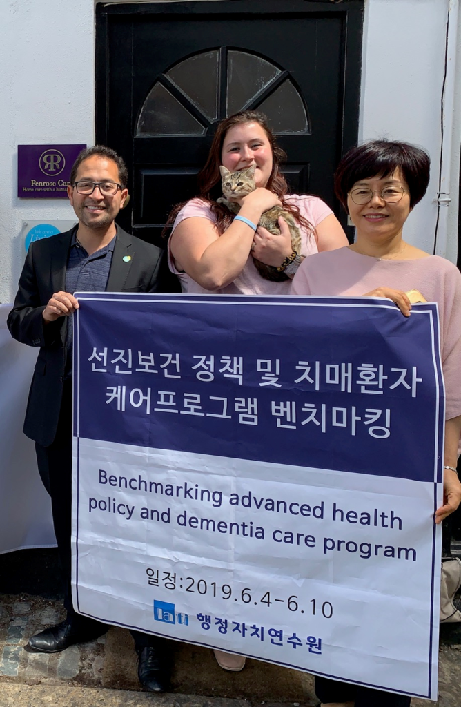 2019-06-06 (Penrose Care) Korea visit photo PR 07