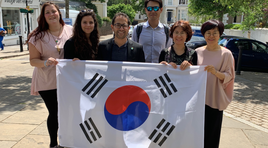 2019-06-06 (Penrose Care) Korea visit photo PR 08