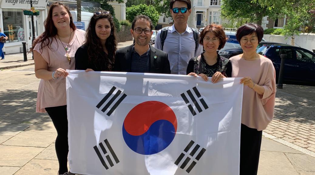 2019-06-06 (Penrose Care) Korea visit photo PR 08