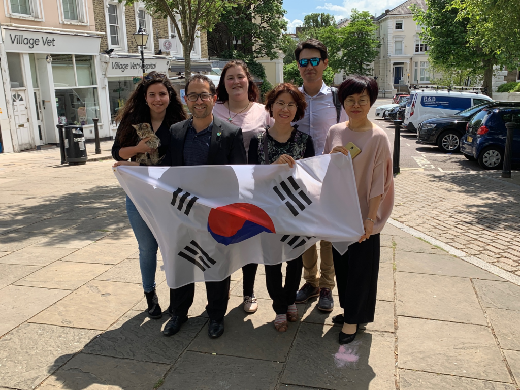 2019-06-06 (Penrose Care) Korea visit photo PR 09