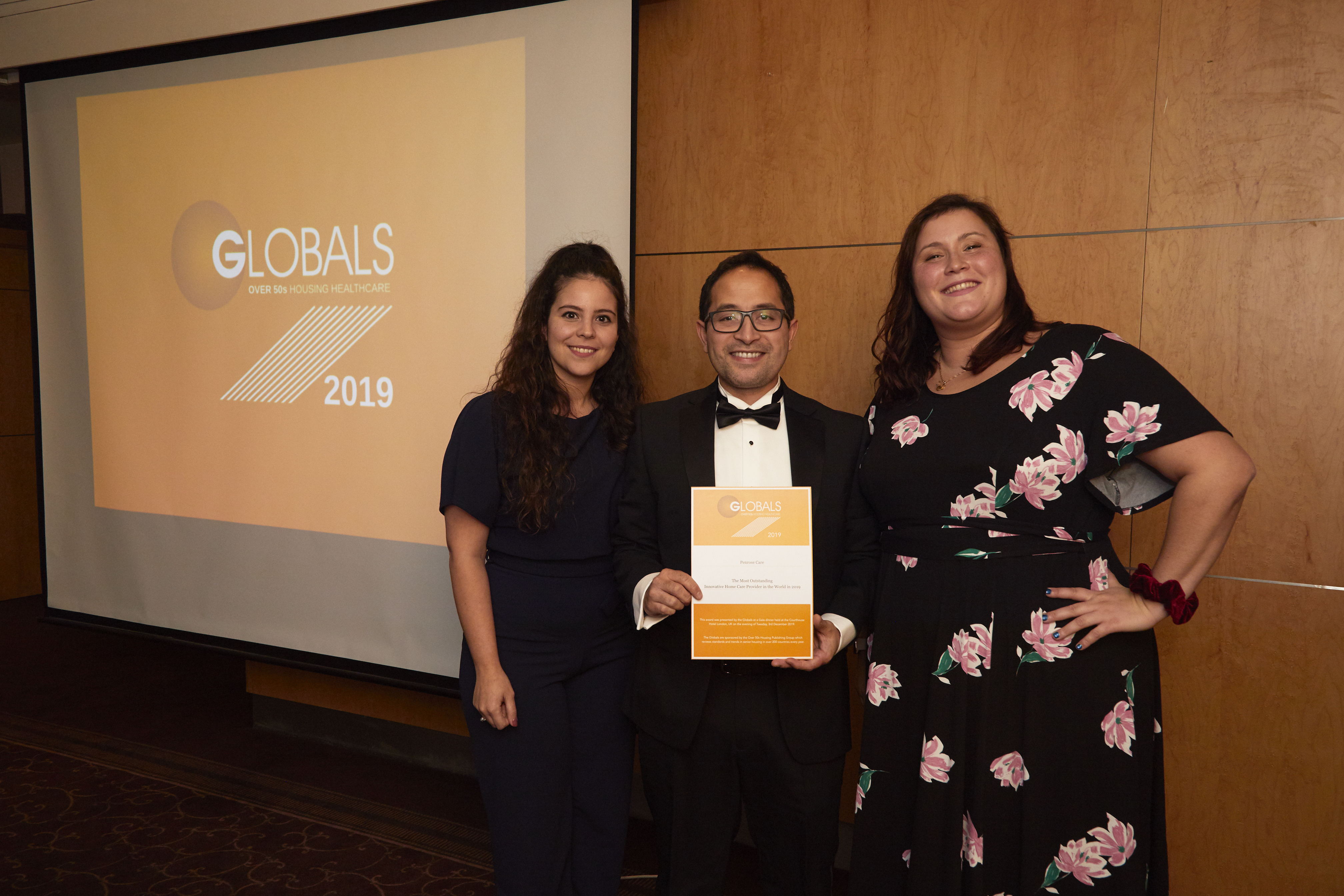 Penrose Care - Most Outstanding Innovative Home Care Provider in the World