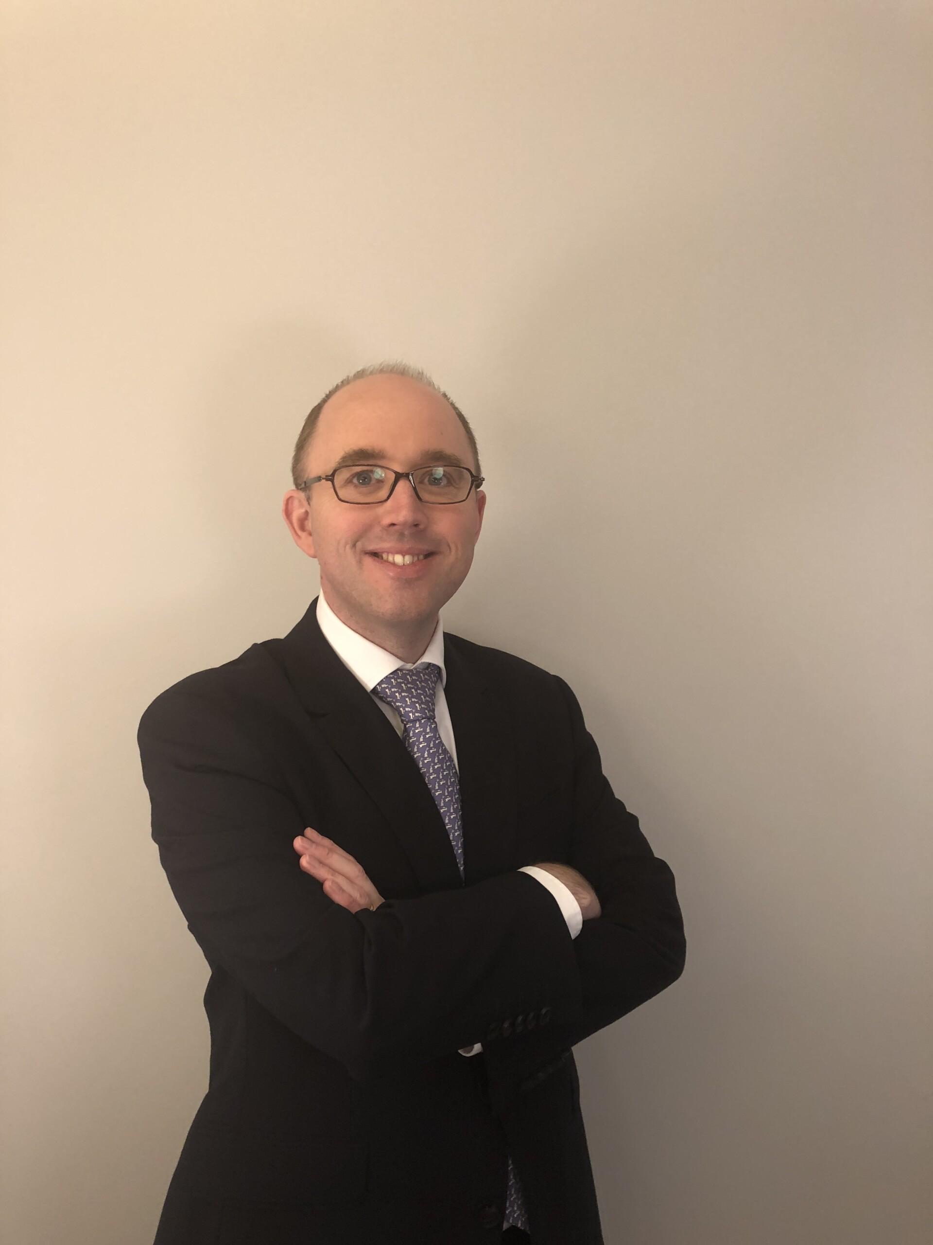 Dr Matthew Knight MBE
